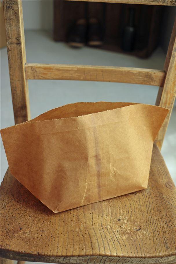Z07 zakka wax paper bag boat 10P