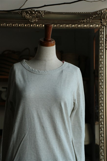 FABRIQUE en planete terre basic long sleeve 9色サイズ展開あり