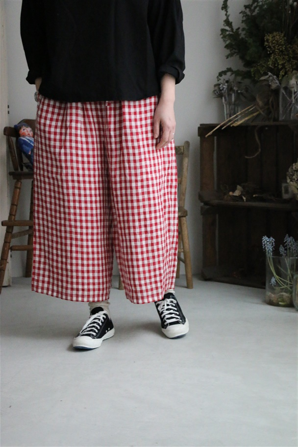 INSL19116 soil easy pants 2色