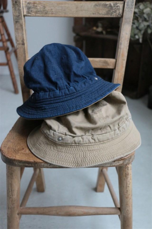 d-04 DECHO KOME HAT 2色