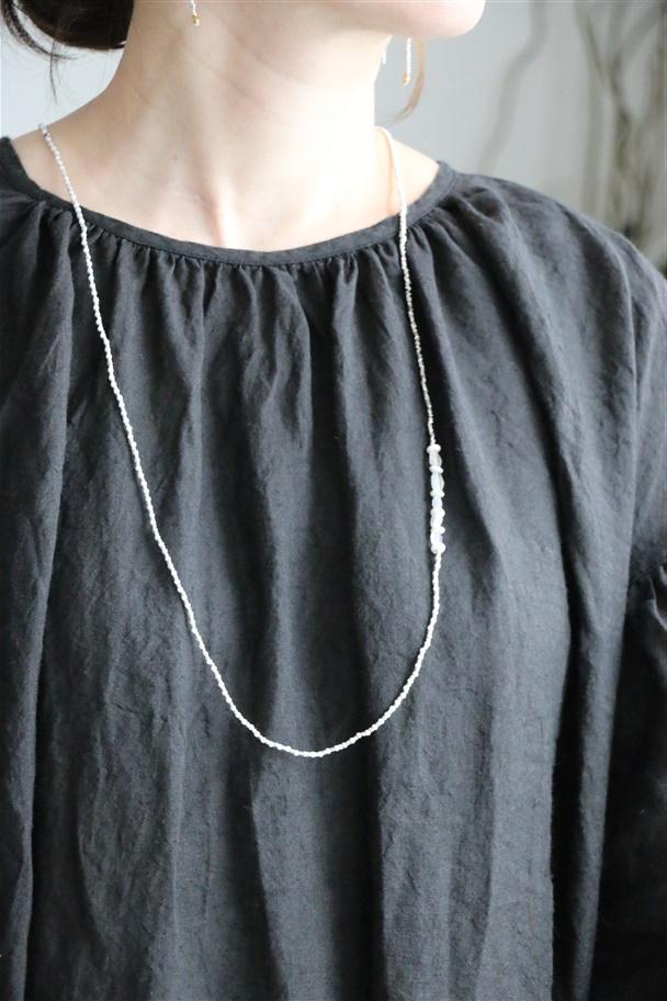 N08 ciika rhythm(L) ネックレス3色