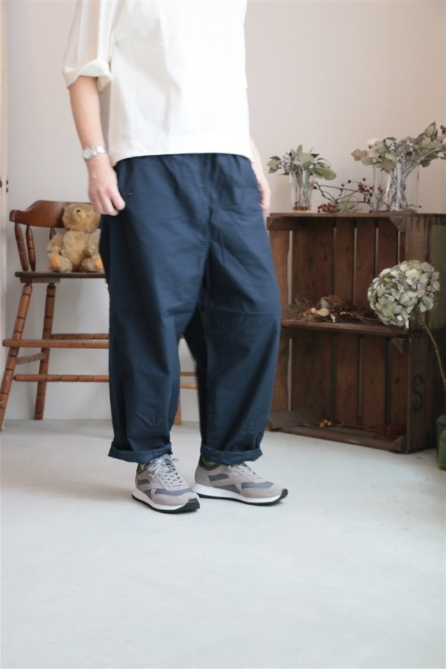 NP-PT06 NAPRON TAPERED MONPE PANTS 2色