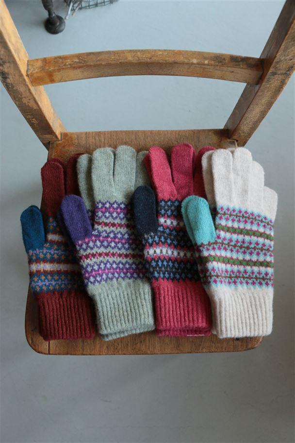 BI1415338 ROBERT MACKIE glove 4色