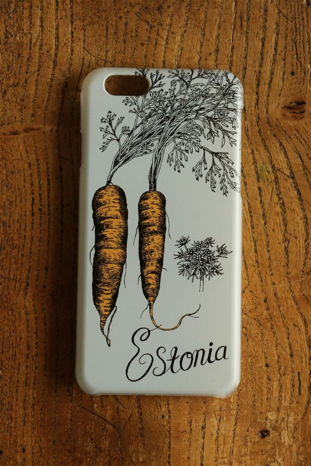 096M049159 marble SUD i-phone6 CASE ARTWORK CARROT