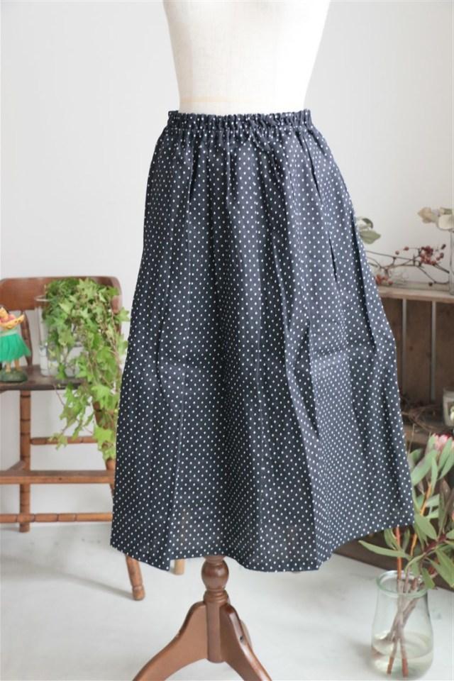 <SALE>21505 pot purri リンドスカート