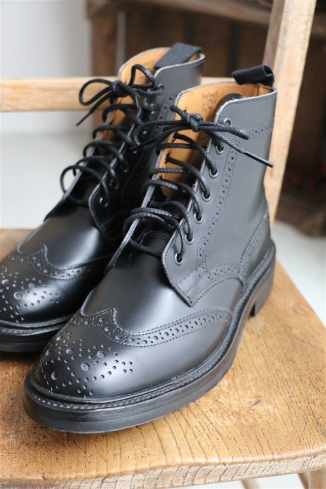 <SALE>Tricker's MALTON COUNTRY BOOT L5180