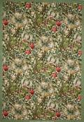 William Morris ウィリアム・モリス ティータオル Golden Lily TT96G