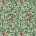 William Morris ウィリアム・モリス 輸入壁紙 Wall Paper Morris Volume1 Arbutus アービュータス(全3色)
