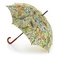 William Morris by FULTON Umbrella  ウィリアム・モリス&フルトン アンブレラ 長傘 Golden Lily ゴールデンリリー