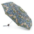 William Morris & FULTON Folding Umbrella Superslim  ウィリアム・モリス&フルトン フォールディングアンブレラ スーパースリム 折畳み傘 Strawberry Thief イチゴ泥棒