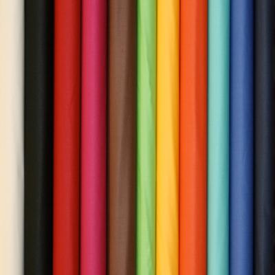 【コットンガーデン・有輪商店共同企画】無地 チンツ加工 50x110cm(全11色)