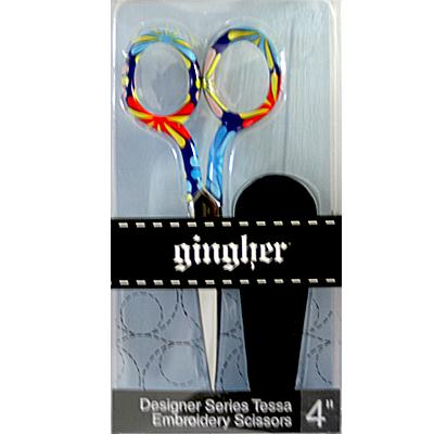 GINGHER(ギンガー) デザイナーシザーズ2011年モデル「TESSA」/ G4(NOT-079)