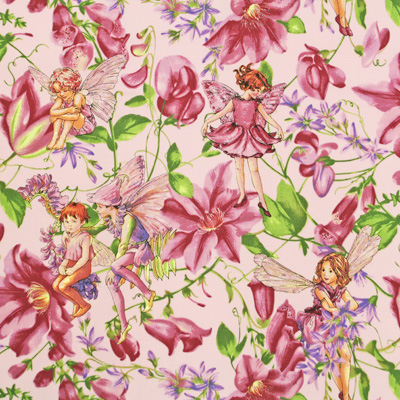 【Flower Fairies】フラワーフェアリー 50x110cm (UFF-020H)