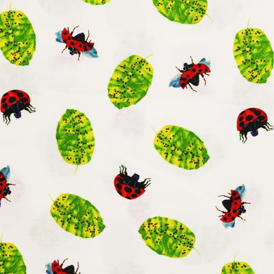 【The Grouchy Ladybug】ごきげんななめのてんとうむし 50x110cm(UGL-001H)