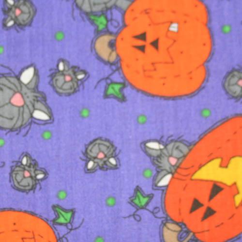 【USA】Halloween柄 50x55cm (UHW-005)
