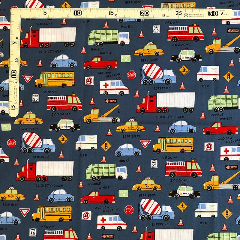 【Kidsプリント】Keep on Truck'n (UKS-208)