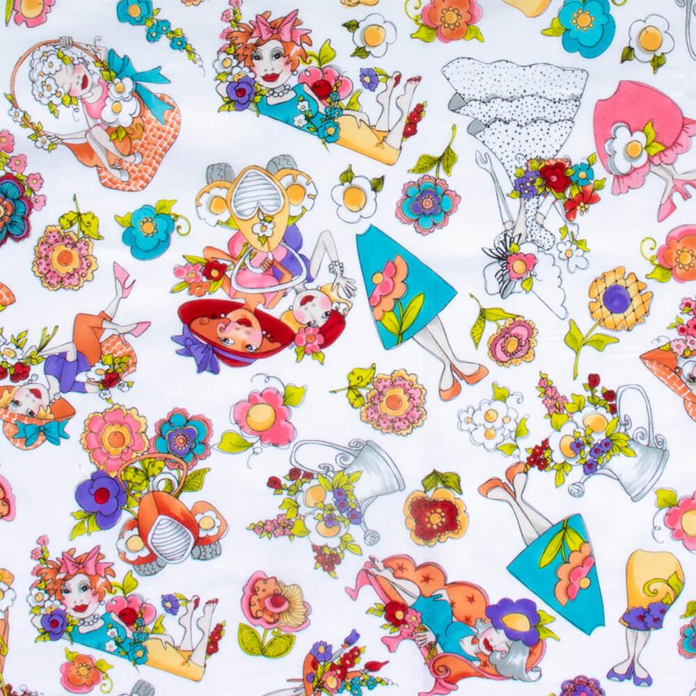 【Loralie Designs】 - Blossom Toss- (ULH-145)