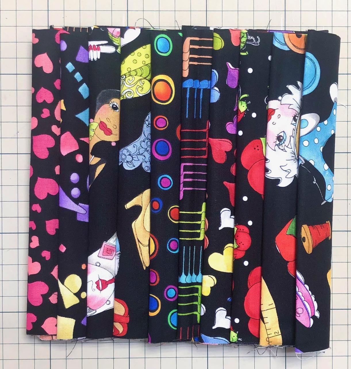 【Loralie Designs】10枚セット(ULH-376) BLACK