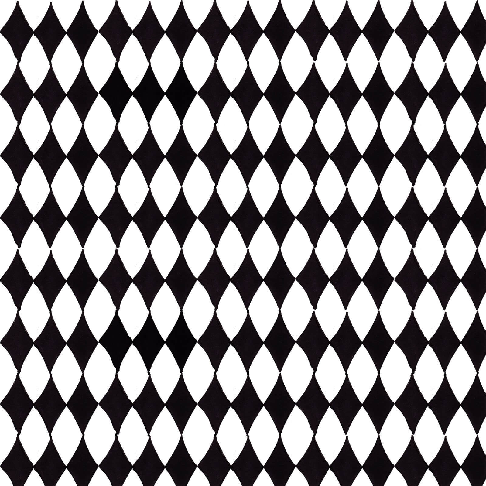 【Loralie Designs】Diamond White / Black(ULH-269)
