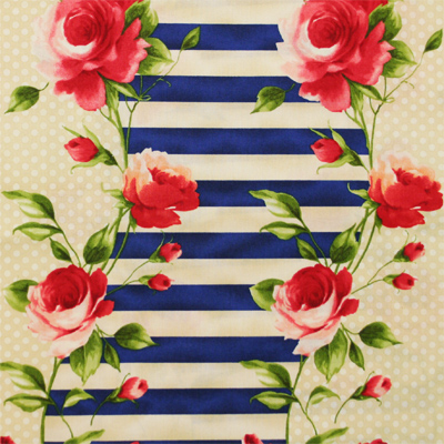 【Flower柄】(UOTS-406MH)