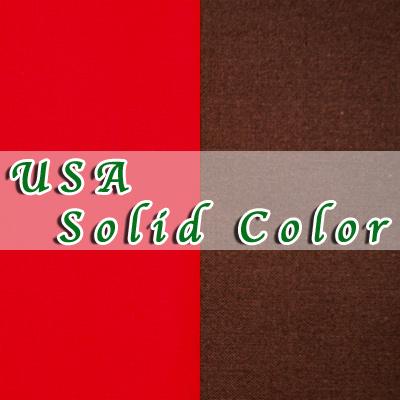 【USA Solid Color】USA無地 50x110cm (USO-002H) カラーバリエーション