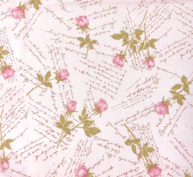 【花柄プリント】(JOT-029) ピンク