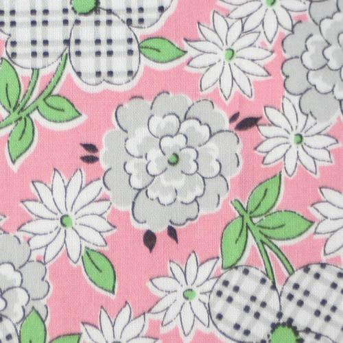 【国産】花柄 50×55cm(JOT-082)カラーバリエーション