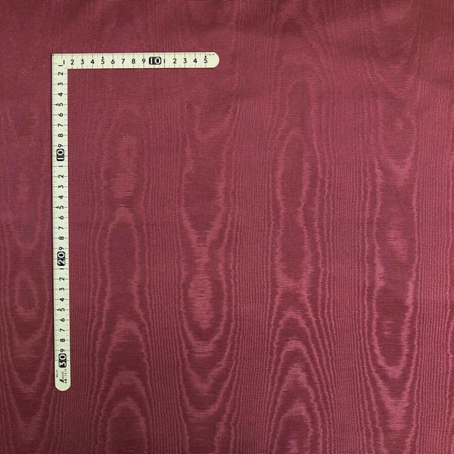 【モアレ】ローズ/薔薇 ポリエステル100%(MO-005)