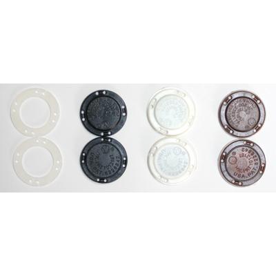 ドットボタン「マグネットボタン」(NOT-049) カラーバリエーション