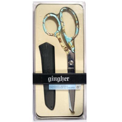GINGHER(ギンガー) デザイナーシザーズ2008年モデル「ROBERTA」/右利き用/G8(NOT-052)