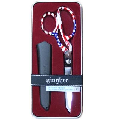 GINGHER(ギンガー) デザイナーシザーズ2007年モデル「GLORY」/右利き用/G8(NOT-057)