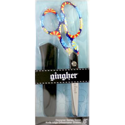 GINGHER(ギンガー) デザイナーシザーズ2011年モデル「TESSA」/ 3本セット(NOT-082)