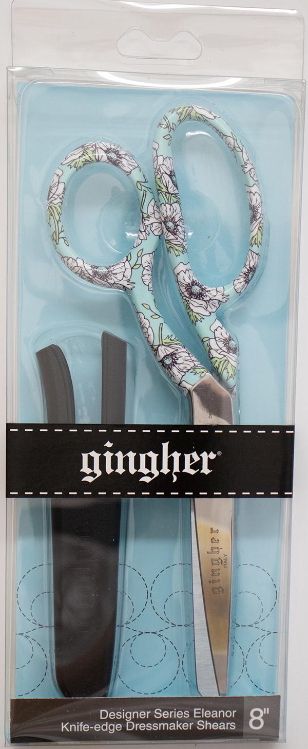 【GINGHER / ギンガー 2018モデル Eleanor Dressmaker (エレナードレスメーカー)】 8インチ[安全ケース付き」/ #8 (NOT-198)