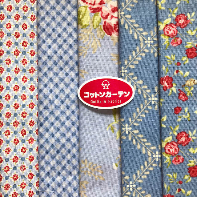 【Blue/ブルー系】5枚セット(SE-BLUE001)