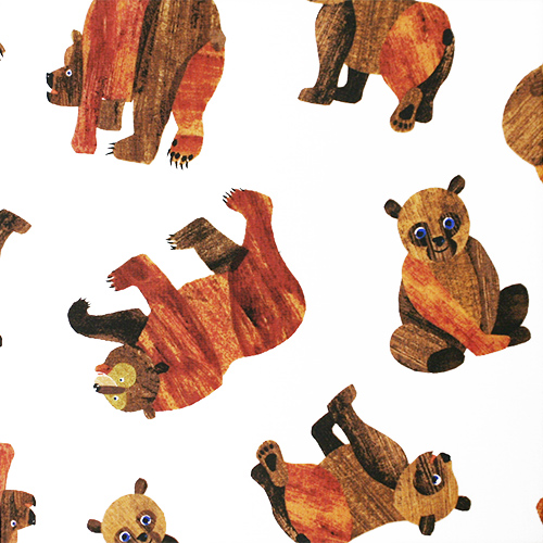 【Brown Bear】くまさん くまさん なにみてるの? (UBB-006)