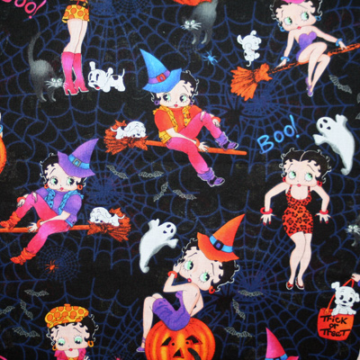 【Betty Boop】ベティ・ブープ 50x55cm (UBE-007)