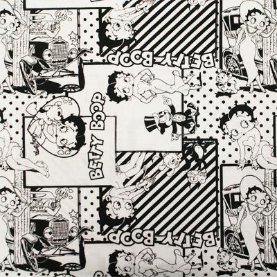 【Betty Boop】ベティ・ブープ 50x110cm(UBE-020H)