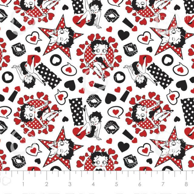 【Betty Boop】ベティ・ブープ(UBE-030)