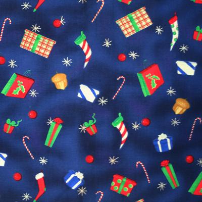 クリスマス柄 1m(UCH-052M)