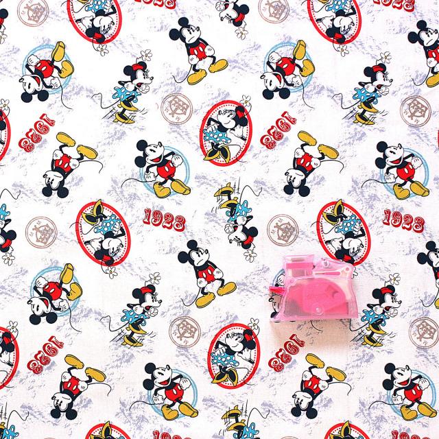 ディズニー、ミッキー&ミニー