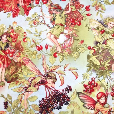 【Flower Fairies】フラワーフェアリー 50x55cm (UFF-007)