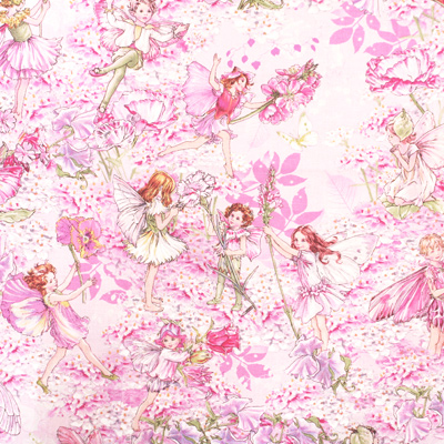 【Flower Fairies】フラワーフェアリー 50x110cm (UFF-030H)