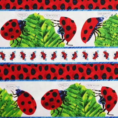 【The Grouchy Ladybug】ごきげんななめのてんとうむし 100x55cm(UGL-002MH)
