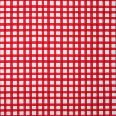 【Loralie Designs】-Chipper Check/Red-(ULH-253)