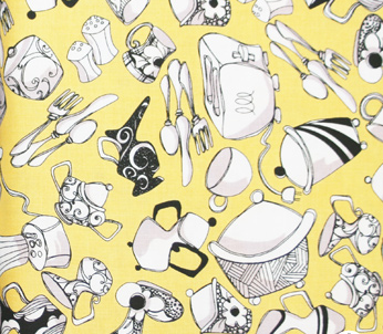 【Loralie Designs】- The Kitchen Sink - yellow(ULH-003)