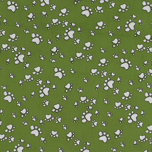 【Loralie Designs】- Paw Flakes - 50x110cm (ULH-075H) カラーバリエーション
