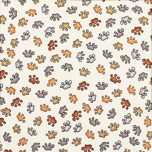 【Loralie Designs】- Puppy Paws - (ULH-090) カラーバリエーション