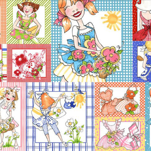 【Loralie Designs】- ApronEsque Panel - 60x110cm (ULH-107)