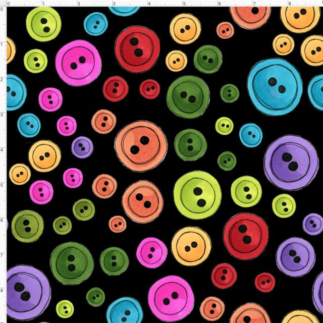 【Loralie Designs】- Button Button Multi -(ULH-399)