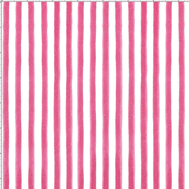 【Loralie Designs】-Gulf Stripe/Pink -(ULH-211)